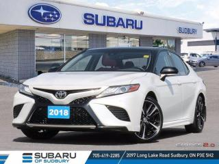 Used 2018 Toyota Camry XSE for sale in Sudbury, ON
