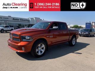 Used 2013 RAM 1500 SPORT for sale in Saskatoon, SK