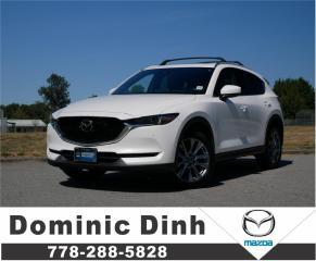 Used 2020 Mazda CX-5 Signature AWD at for sale in Richmond, BC