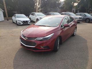 New 2017 Chevrolet Cruze Premier for sale in Moose Jaw, SK