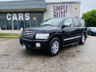 Used 2006 Infiniti QX56 for sale in Barrie, ON