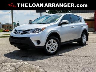 Used 2015 Toyota RAV4 LE for sale in Barrie, ON