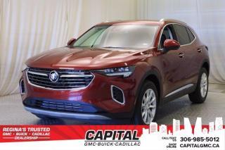 New 2021 Buick Envision Preferred AWD for sale in Regina, SK