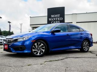 Used 2017 Honda Civic EX | HONDA SENSING | REMOTE START | SUNROOF for sale in Kitchener, ON