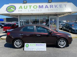 Used 2011 Kia Forte NEW MOTOR! NEW BRAKES! BEAUTIFUL CAR! SERVICE RECORDS! FREE BCAA & WRNTY! for sale in Langley, BC