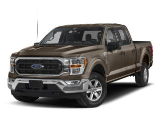 New 2021 Ford F-150 XLT Crew Cab 4DR 145'' WB 4WD for sale in Woodstock, NB