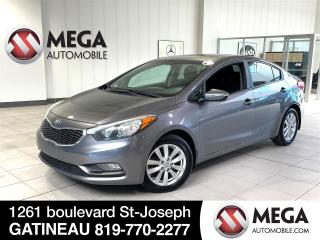Used 2014 Kia Forte LX for sale in Gatineau, QC