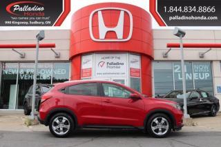 Used 2017 Honda HR-V EX-L - FRESH OIL CHANGE - for sale in Sudbury, ON