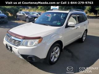 Used 2010 Subaru Forester 2.5 X Sport Tech 5sp for sale in Courtenay, BC