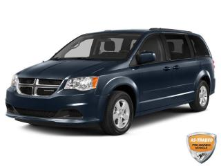 Used 2014 Dodge Grand Caravan SE/SXT | CLEAN CARFAX | STOW N GO | ALLOYS | KEYLESS ENTRY | for sale in Barrie, ON