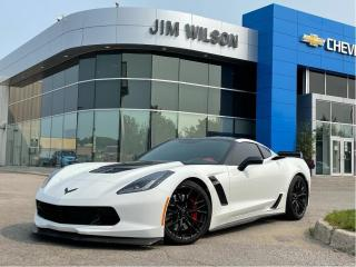 Used 2019 Chevrolet Corvette Z06 COUPE 2LZ AUTO HEADS UP DISPLAY NAVIGATION for sale in Orillia, ON