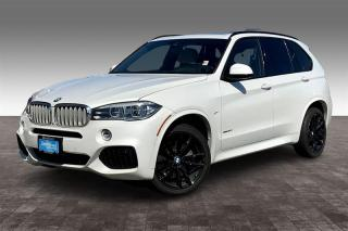 Used 2017 BMW X5 xDrive50i for sale in Langley, BC