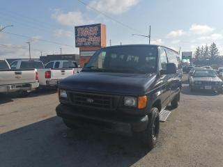 Used 2006 Ford Econoline PASSENGER VAN*ONLY 65,000KMS**CERTIFIED for sale in London, ON