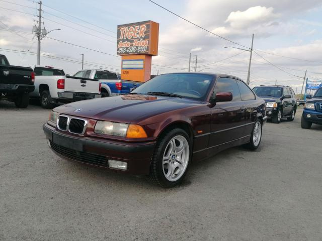 1998 BMW 3 Series 328IS*COUPE*ONLY 94,000KMS*WHEELS*CERT
