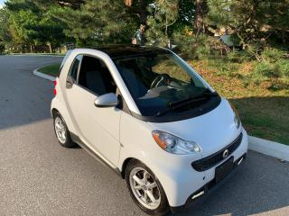 Used 2013 Smart fortwo ONLY 51,154 KMS! NAVIGATION/MOONROOF/FULLY LOADED! for sale in Toronto, ON