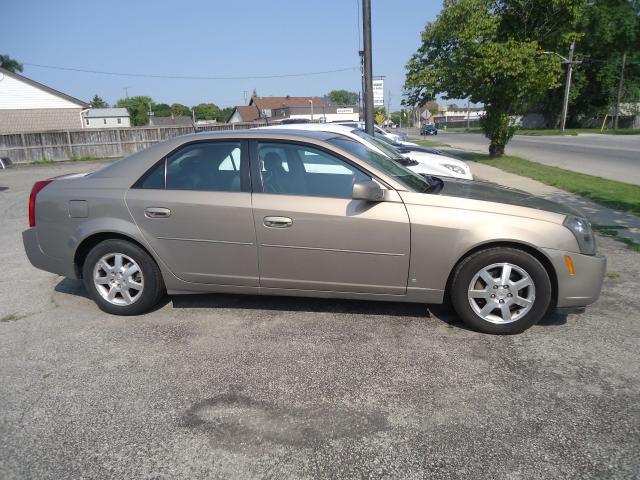2007 Cadillac CTS 4D