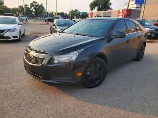 Used 2012 Chevrolet Cruze LT Turbo *Manual   AS IS   No Safety* for sale in Winnipeg, MB