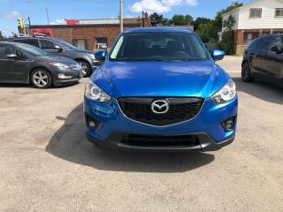 Used 2013 Mazda CX-5 GS**AWD*REARVIEW CAM*SUNROOF*HEATED SEATS** for sale in Hamilton, ON