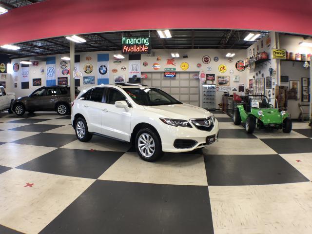 2017 Acura RDX TECH PKG AUTO AWD NAVI LEATHER H/SEATS SUNROOF