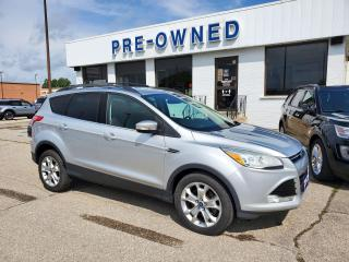 Used 2013 Ford Escape SEL for sale in Brantford, ON