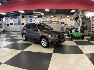 Used 2013 BMW X5 35i AUTO NAVI H/SEATS BACK UP CAMERA SUNROOF for sale in North York, ON