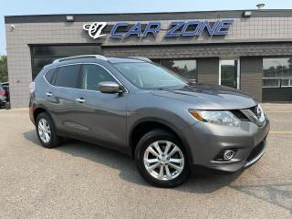 Used 2016 Nissan Rogue SV AWD for sale in Calgary, AB