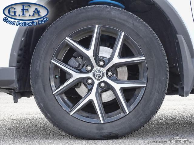 2017 Toyota RAV4 SE MODEL, AWD, SUNROOF, LEATHER SEATS, BACKUP CAM Photo6