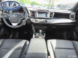 2017 Toyota RAV4 SE MODEL, AWD, SUNROOF, LEATHER SEATS, BACKUP CAM Photo32