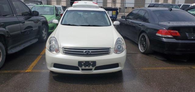 2005 Infiniti G35 Luxury