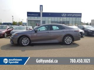Used 2021 Toyota Camry SE/HEATED SEATS/BACKUP CAM/BLUETOOTH for sale in Edmonton, AB