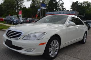 Used 2009 Mercedes-Benz S550 4MATIC 4.7L V8 for sale in Richmond Hill, ON