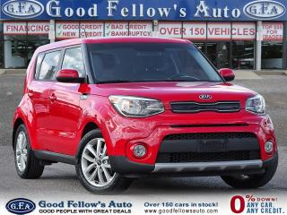 Used 2019 Kia Soul EX MODEL, REARVIEW CAMERA, HEATED SEATS, BLUETOOTH for sale in Toronto, ON