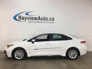 Used 2020 Toyota Corolla - AUTO! 15,000KMS! REVERSE CAM! ALLOYS! + MORE! for sale in Belleville, ON