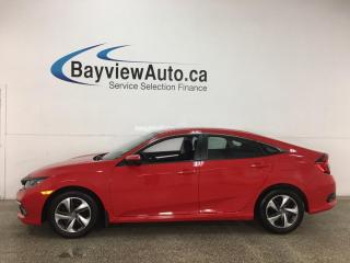 Used 2019 Honda Civic LX - 21,000KMS! HTD SEATS! REVERSE CAM! ADAPTIVE CRUISE! + MORE! for sale in Belleville, ON
