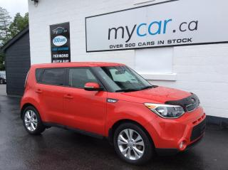 Used 2016 Kia Soul EX ALLOYS. A/C. POWERGROUP. AMAZING BUY!!! for sale in North Bay, ON