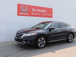 Used 2013 Honda Accord Crosstour EX-L 4WD LEATHER for sale in Edmonton, AB