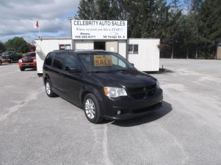 Used 2012 Dodge Grand Caravan RT for sale in Elmvale, ON