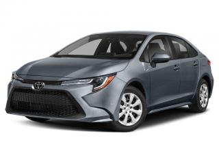 New 2021 Toyota Corolla L for sale in Georgetown, ON