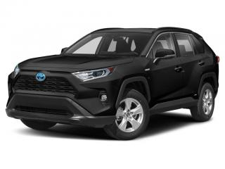 New 2021 Toyota RAV4 Hybrid XLE for sale in Georgetown, ON