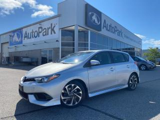 Used 2018 Toyota Corolla iM | LANE DEPARTURE ALERT | HEATED SEATS | BLUETOOTH | BACKUP CAMERA | for sale in Innisfil, ON