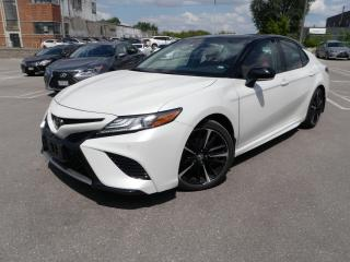 Used 2018 Toyota Camry XSE for sale in Toronto, ON