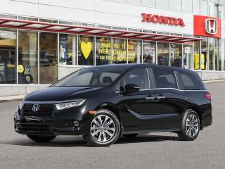 New 2022 Honda Odyssey EX-L RES for sale in Vancouver, BC