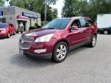 Photo of Red 2010 Chevrolet Traverse