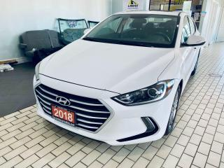 Used 2018 Hyundai Elantra GL SE NO ACCIDENT SUNROOF ALOOY CAMERA $16499 for sale in Brampton, ON