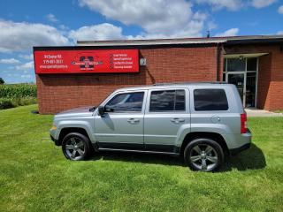 Used 2015 Jeep Patriot High Altitude for sale in London, ON