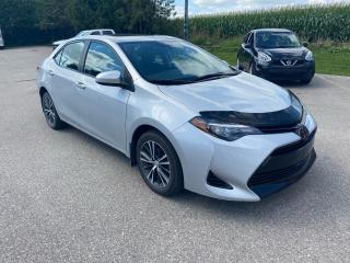 Used 2019 Toyota Corolla LE UPGRADE  SUNROOF for sale in Waterloo, ON