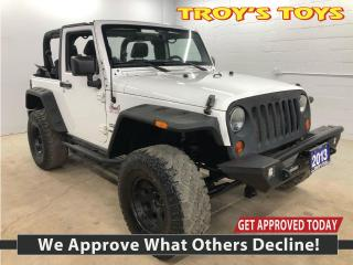 Used 2013 Jeep Wrangler SPORT for sale in Guelph, ON