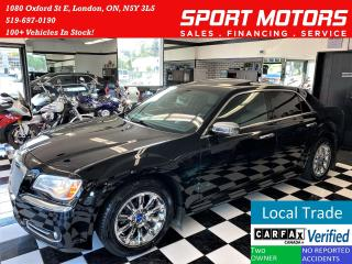 Used 2014 Chrysler 300 Touring V6+Camera+New Tires+Brakes+CLEAN CARFAX for sale in London, ON