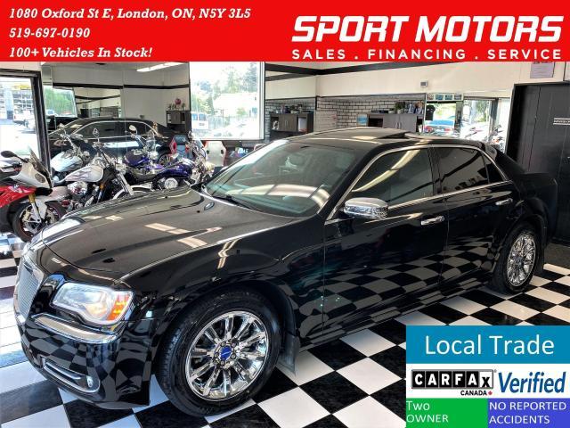 2014 Chrysler 300 Touring V6+Camera+New Tires+Brakes+CLEAN CARFAX