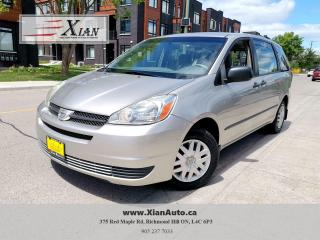 Used 2004 Toyota Sienna CE for sale in Richmond Hill, ON